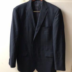 "Saks fifth ave ""Black ""sport coat"